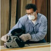 Респиратор для защиты от пылей и туманов 3М 8101 (FFP1)