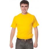 Футболка цвет Желтый