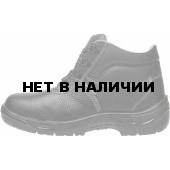 Ботинки кожаные с мет. подн. Бонго