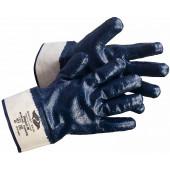 Перчатки нитриловые Эверест КП (манжет крага, полный облив)