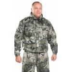 Костюм ВВЗ (куртка+брюки), ткань смесовая, цвет кобра,