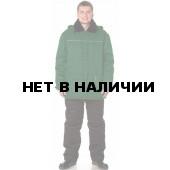Куртка утепленная Буржуйка цвет Зеленый