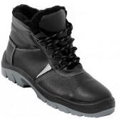 Ботинки кожаные ПУ+ТПУ утепленные