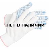 Перчатки трикотажные с ПВХ (5-ти нитка),
