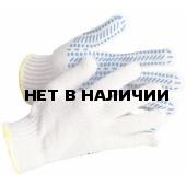 Перчатки трикотажные с ПВХ Люкс Протектор