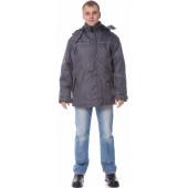 Куртка Мегаполис утепленная цвет Серый
