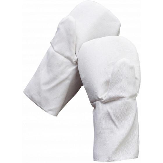 Рукавицы виброзащитные, ткань хлопок, цвет суровый