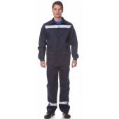 Костюм Спектр (куртка+брюки) цвет Т.синий