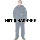 Костюм СНЕГОХОД утеп., (курт.+пк.), ткань Балтекс 1, т.синий