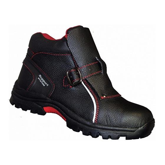 Ботинки сварщика Нитрил