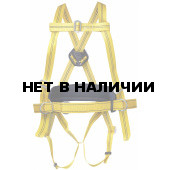 Пояс страховочный с плечевыми и ножными лямками (без стропа)