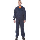 Костюм Универсал 1 (куртка+брюки) цвет Т. Синий
