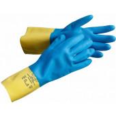 Перчатки латекс+неопрен Колорадо(дл.320мм,толщ.0,70мм, хлопковая подкладка)
