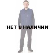 Жилет КОМФОРТ утепл., ткань Смесовая, цвет т.синий