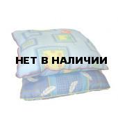 Подушка полиэфирная, ткань полиэстер,цв.набивной, р. 70*70 см, шт