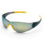 Очки защитные открытые Чекмеит (MCR), Желтый зеркальный CK22Y