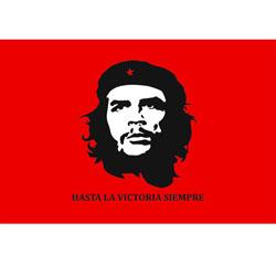 Флаг Че Гевара
