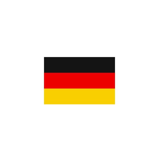 Флаг Германии автомобильный