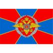 Флаг МВД РФ