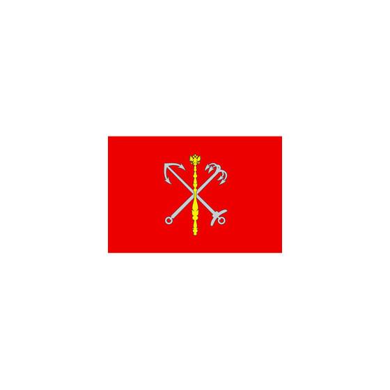 Флаг Санкт- Петербург сувенирный