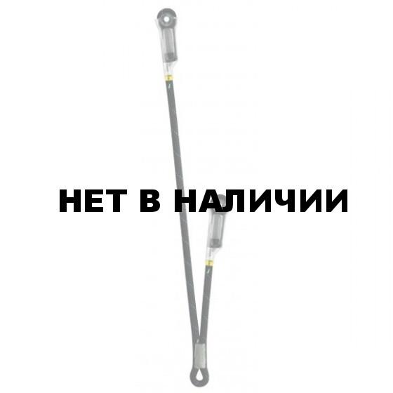 Самостраховка Y-образная PROGRESS с индикатором рывка 65см (Petz)