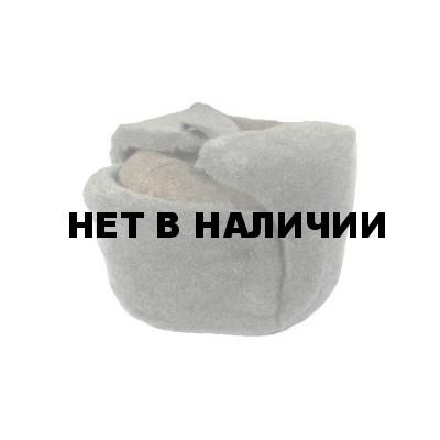 Шапка-ушанка солдатская ОВ серая искусственный мех недорого - 1 002 ... ed63854f6230d