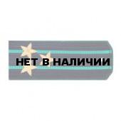 Погоны ПС ФСБ Полковник вышитые латунь