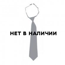 Галстук простой (иссиня-черный) (ФСБ)