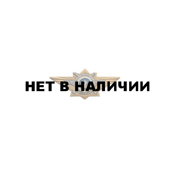 Нагрудный знак Классность о/с МВД 2 металл