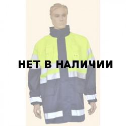 Куртка ДПС сигнальная