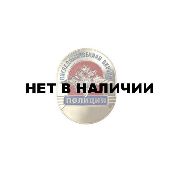 Нагрудный знак сотрудника Вневедомственной охраны