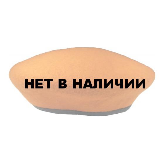 Берет фетровый оранжевый