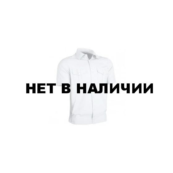 Рубашка форменная белая с К/Р