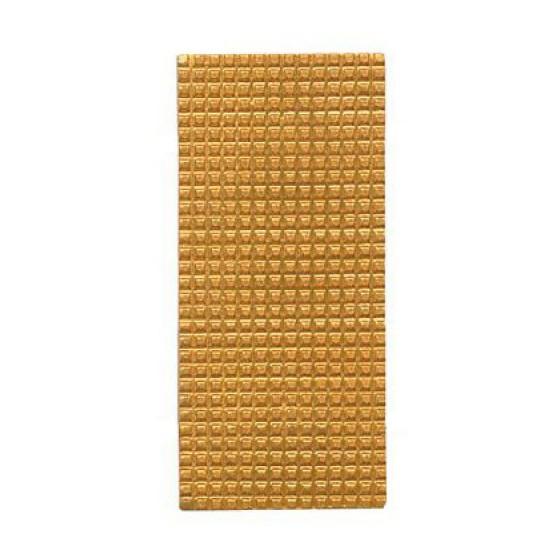 Знак различия МВД 20х45 (лычка) золотой металл