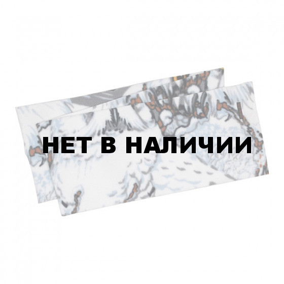 Шарф Полярная Сова флис Hi