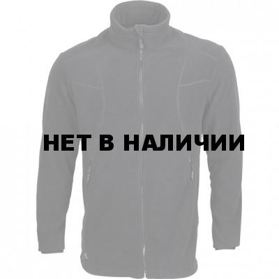 Куртка спортивная 2 черная флис Hi