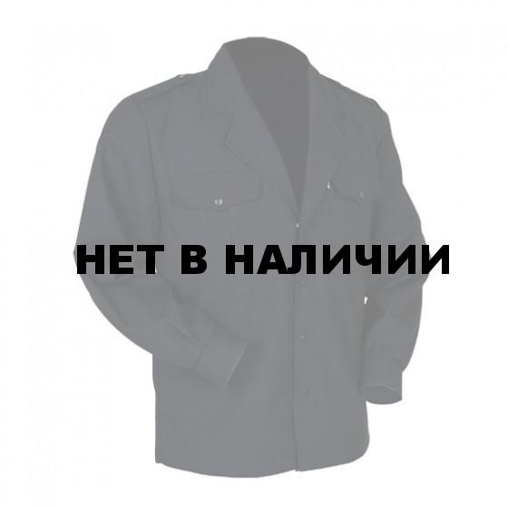 Костюм летний полушерстяной б/п черный
