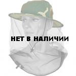 Накомарник-шляпа камуфлированная
