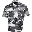 Рубашка форменная, короткий рукав, urban