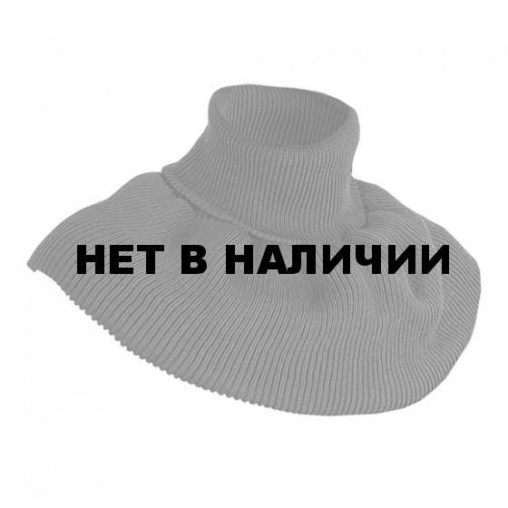Морской шарф черный