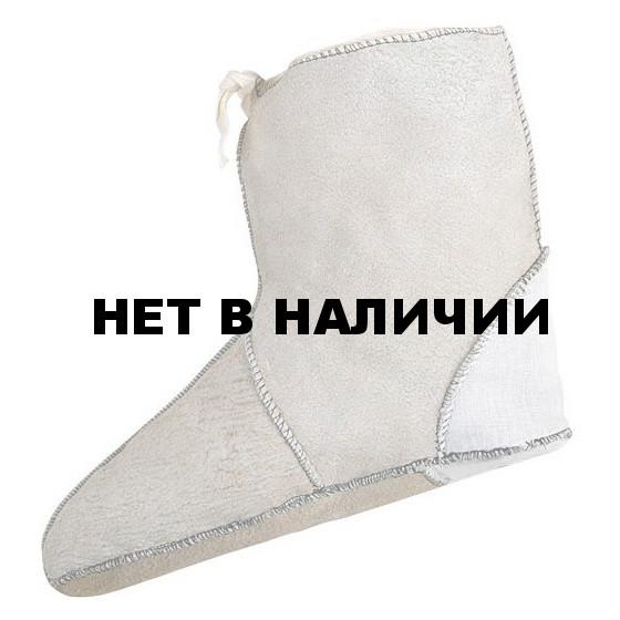 Носки меховые короткие