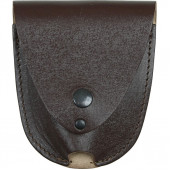 Чехол для наручников коричневый