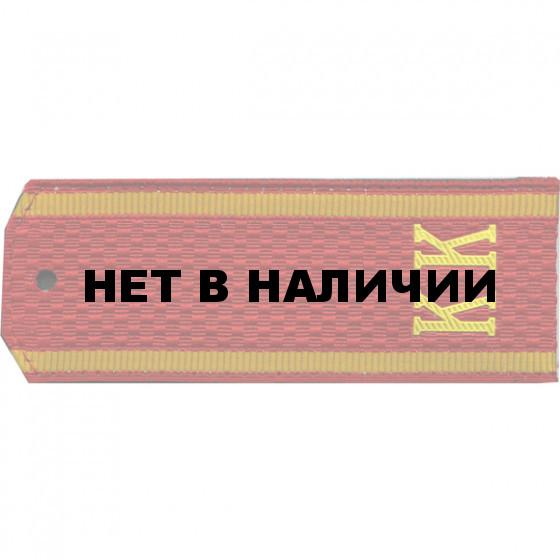 Погоны Кадетский корпус с буквами КК камуфлированные