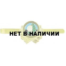 Зажим для галстука Экология металл