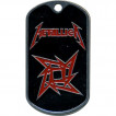 Жетон 11-4 Metallica металл