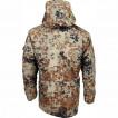 Куртка SAS с подстежкой Primaloft черная