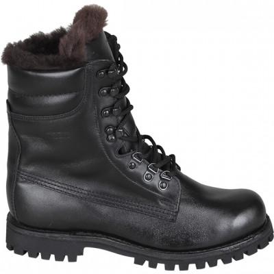Ботинки Англия натуральный мех