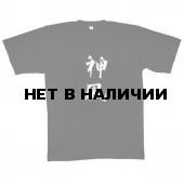 Футболка сувенирная (Камикадзе) черная