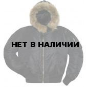 Куртка Hooded Ma-1 Sage Green Alpha Industries