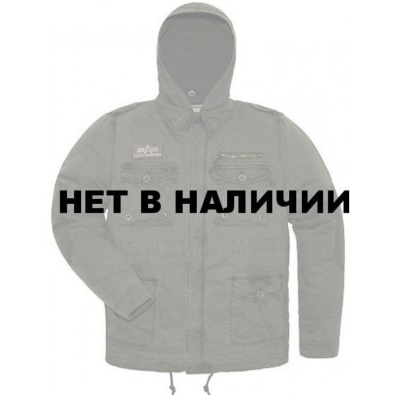 Куртка Wooly Mcgyver Olive Green Alpha Industries